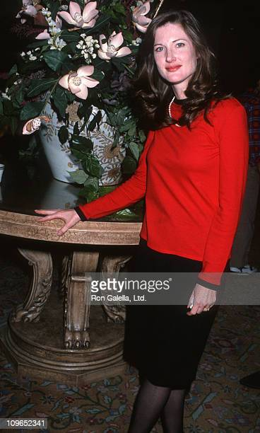 Annette O'Toole during ABC Winter Press Tour - January 7, 1990 at Registry Hotel in New York City, New York, United States.