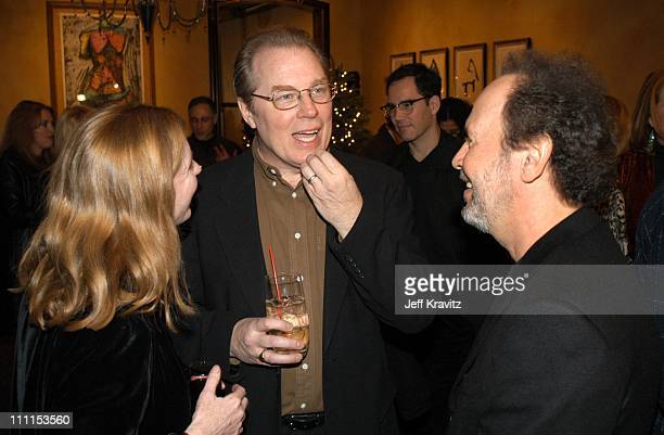 Annette O'Toole Michael McKean and Billy Crystal during US Comedy Arts Festival Announces Comedy Film Honors at Spago Beverly Hills in Los Angeles...
