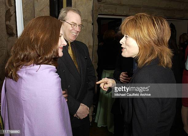 Annette O'Toole, Michael McKean and Frances Fisher