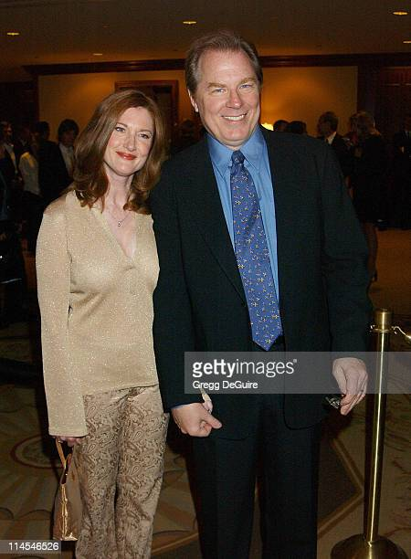 Annette O'Toole & Michael McKean during 29th Annual Dinner Of Champions Honoring Bob and Harvey Weinstein at Century Plaza Hotel in Los Angeles,...