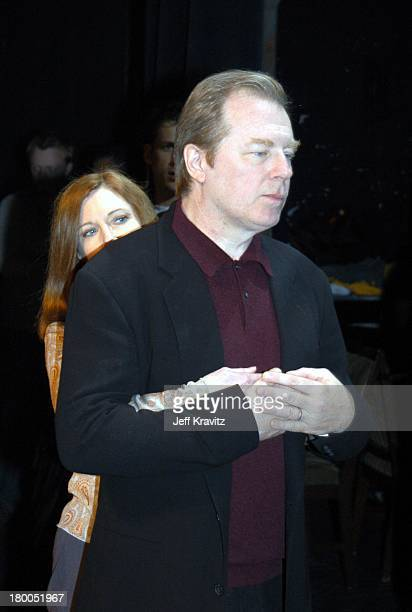 Annette O'Toole & Michael McKean during US Comedy Arts Festival J. Edgar The Musical at The Wheeler Opera House in Aspen, CO, United States.