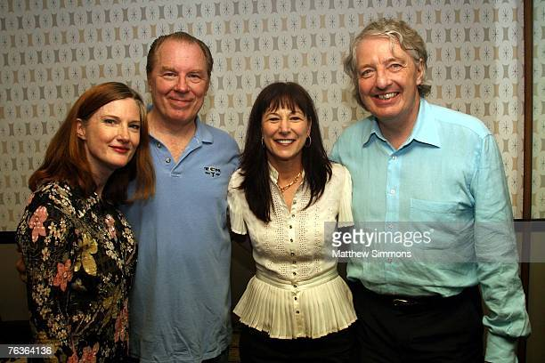 Annette O'Toole, Michael McKean, Susie Novis and Dr. Brian Durie