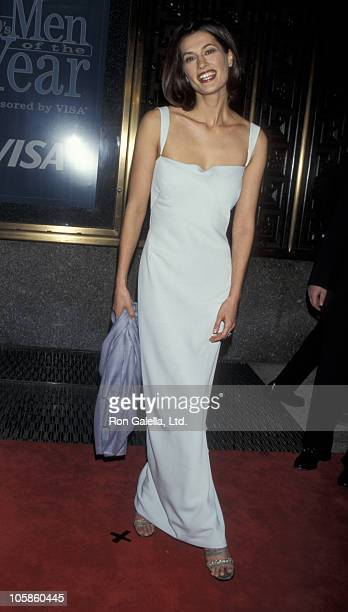 Annette Roque during 3rd Annual GQ Men of The Year Awards at Radio City Music Hall in New York City New York United States