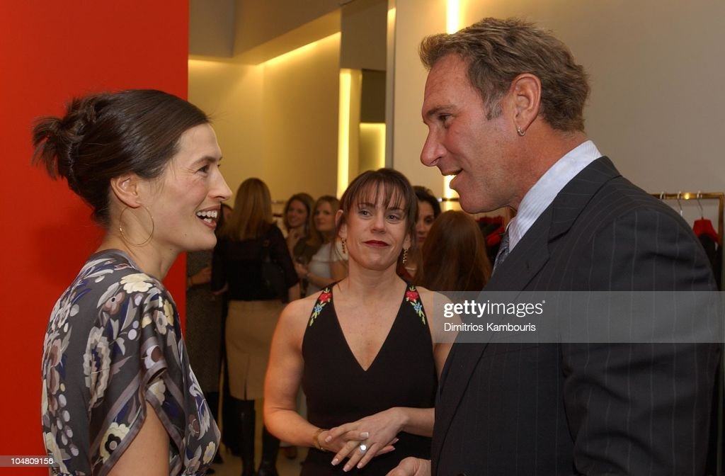 Escada and InStyle Host Benefit for the U.S. Fund for UNICEF : News Photo