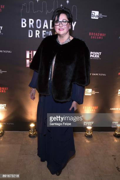 Annette Tanner attends the 10th Annual Broadway Dreams Supper at The Plaza Hotel on December 12 2017 in New York City