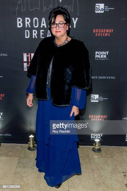 Annette Tanner attends the10th Annual Broadway Dreams Supper at The Plaza Hotel on December 12 2017 in New York City