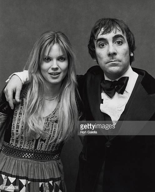 Annette Walter Lax and Keith Moon of the Who