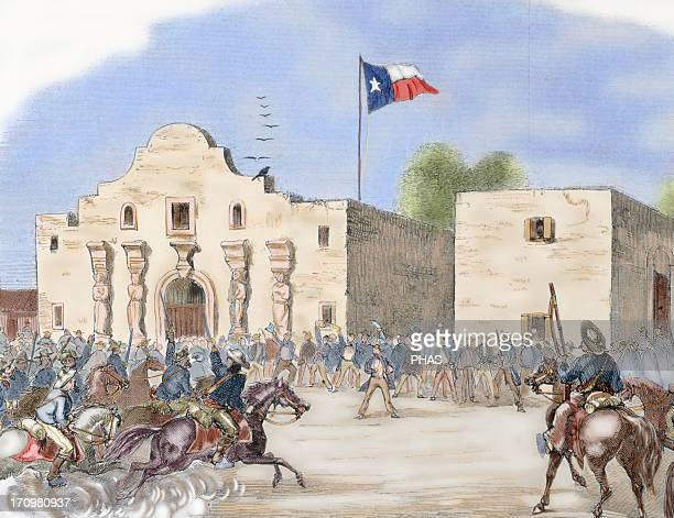 USA Annexation of Texas In December 1845 during the presidency of James Knox Polk Texas became a state of the Union The annexation meant the...