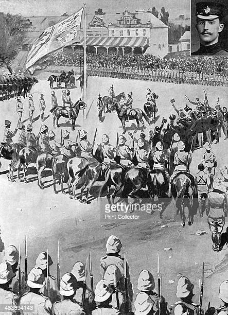 Annexation of the Orange Free State 2nd Boer War 28 May 1900 Lord Roberts British commanderinchief announced the annexation of the Orange Free State...
