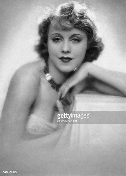 Anni Ondra Schmeling*actress Germanyportrait date unknown probably arround 1926photo by Atelier Badekow