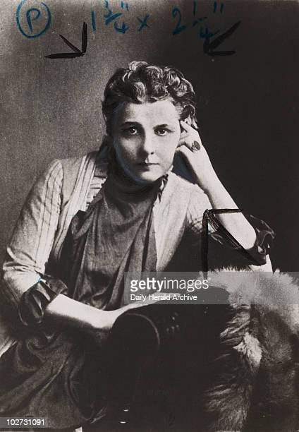 Annie Besant English social reformer and theosophist c 1885 Besant birth control pioneer and friend of George Bernard Shaw separated from her...