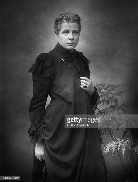 Annie Besant the theosophist and advocate of birth control ca 18851895