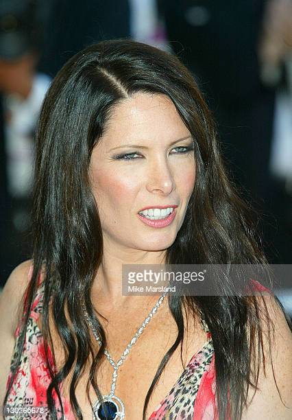 Annie Bierman during 2004 Cannes Film Festival 'The Life and Death of Peter Sellers' Premiere at Palais Du Festival in Cannes France