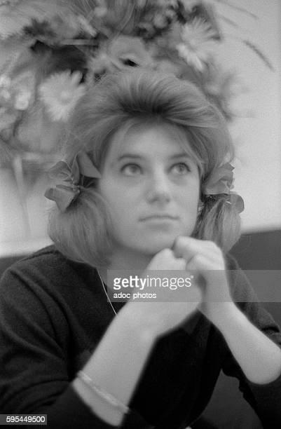 Annie Chancel called Sheila French singer born in Créteil In 1963