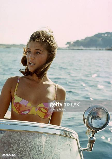 Annie Chancel called Sheila French singer born in Cr��teil In 1966