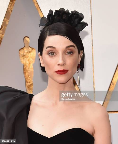 Annie Clark of St Vincent attends the 90th Annual Academy Awards at Hollywood Highland Center on March 4 2018 in Hollywood California