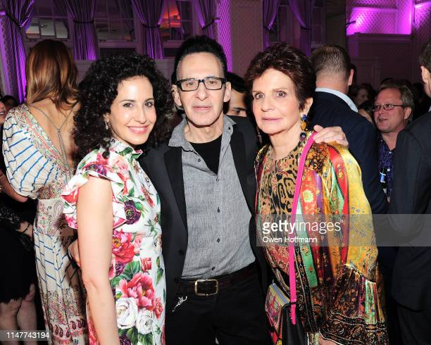 Annie Frank Bill Frank and Ann Frank attends Multiple Myeloma Research Foundation's Laugh for Life on May 07 2019 in New York City