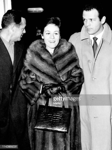 Annie Girardot. Renato Salvatori. 1962.