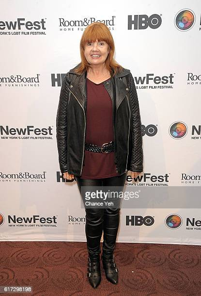 Annie Golden attends 'Miles' New York screening and QA at Cinepolis Chelsea on October 22 2016 in New York City