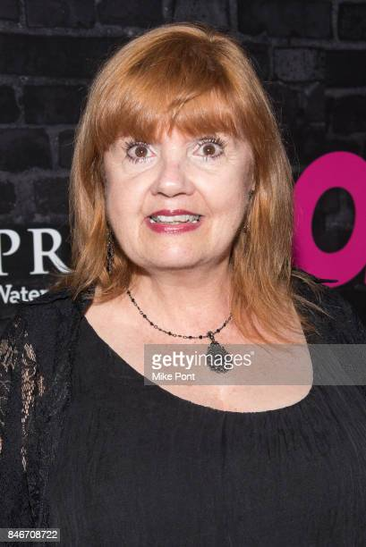 Annie Golden attends OK Magazine's Fall Fashion Week 2017 Event at Hudson Hotel on September 13 2017 in New York City