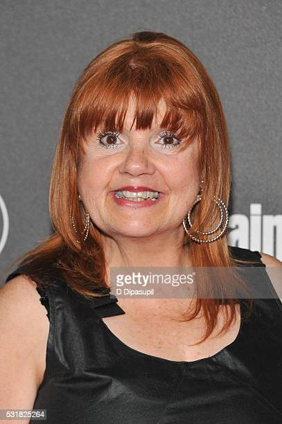 Annie Golden attends the Entertainment Weekly and People New York Upfronts Celebration at Cedar Lake on May 16 2016 in New York City
