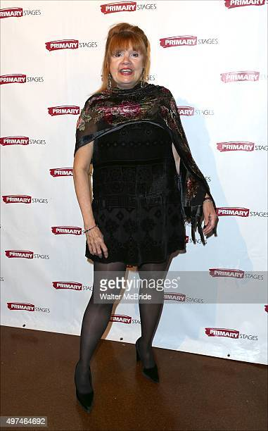 Annie Golden attends the Primary Stages Gala honoring Marc Shaiman and Scott Wittman at 583 Park Avenue on November 16 2015 in New York City