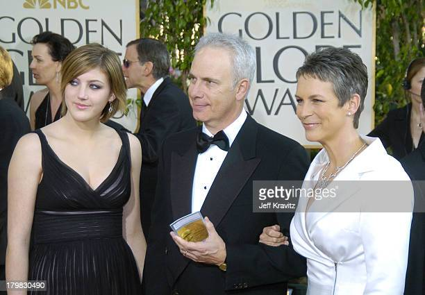 Annie Guest Christopher Guest and Jamie Lee Curtis