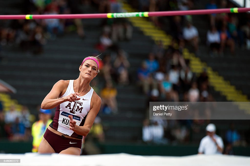 2016 Olympic Track and Field Trials - Day 9 : News Photo
