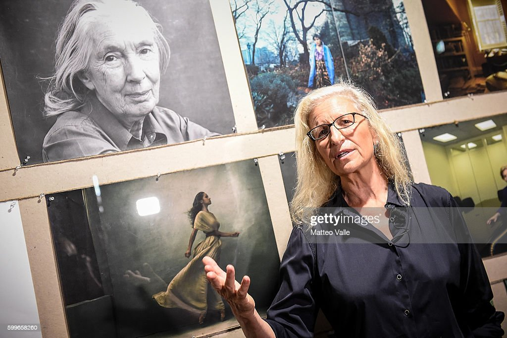 WOMEN: New Portraits By Annie Leibovitz, Commissioned By UBS : News Photo