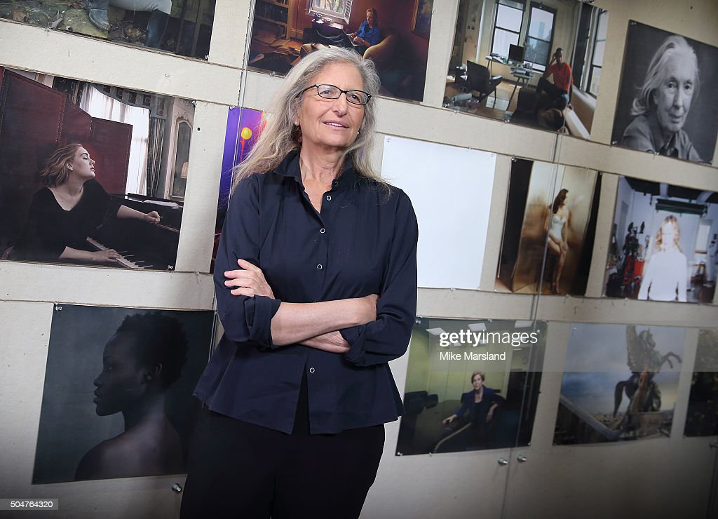 "Annie Leibovitz Exhibition -""WOMEN: New Portraits"" - Press Preview"