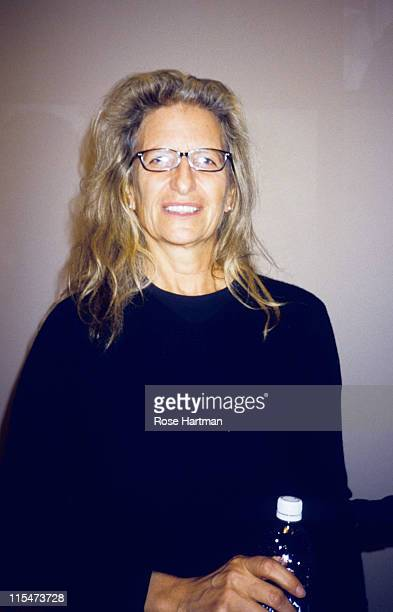 Annie Leibovitz during Annie Liebovitz Show Opening at Brooklyn Museun of Art in Brooklyn, New York, United States.