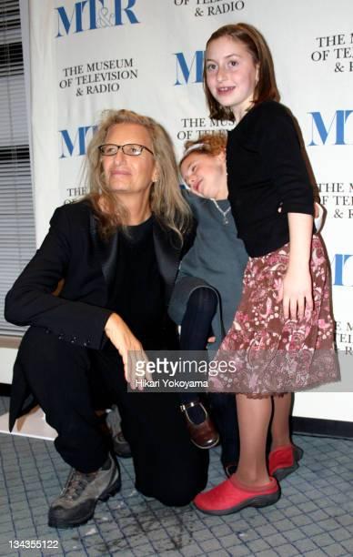 Annie Leibovitz Susan Leibovitz and Sarah Leibovitz