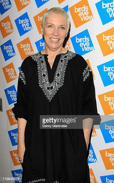 Annie Lennox attends the Oxfam gala screening of Equals on Film at ICA on March 13 2011 in London England