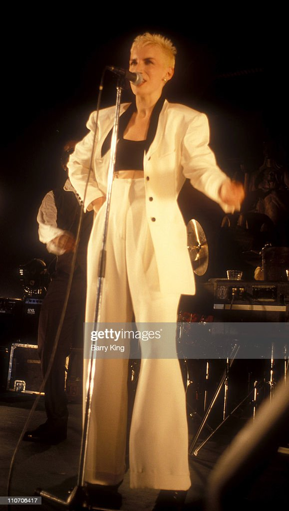 Eurythmics Concert At The Pantages - August 28, 1989