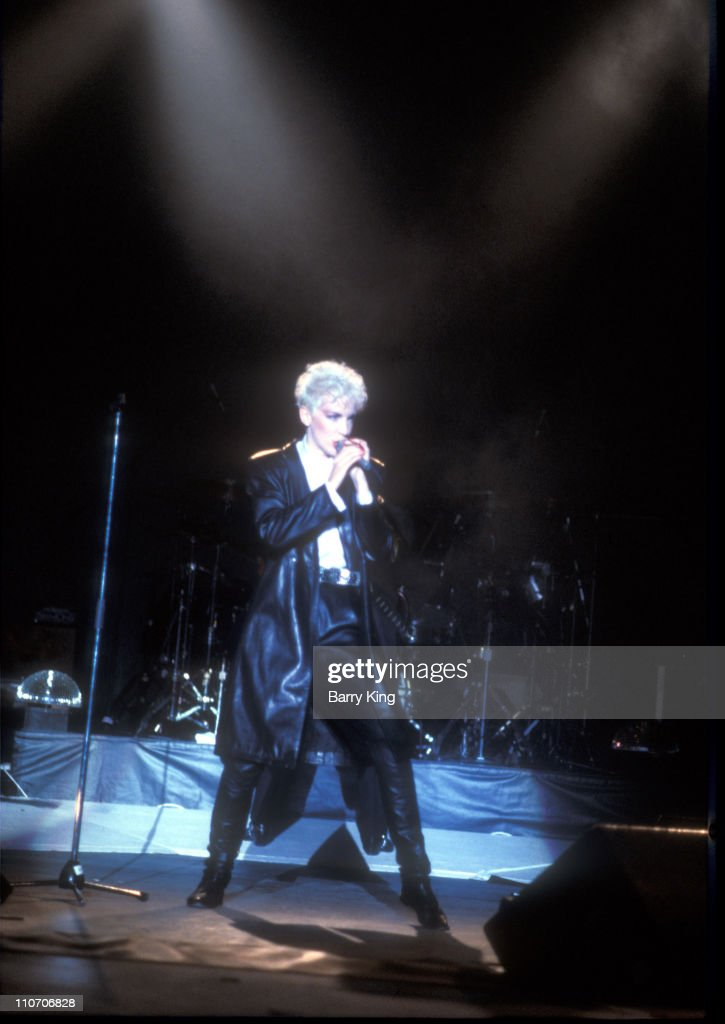 Eurythmics Concert at the Greek Theater