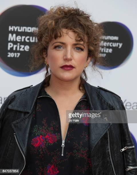Annie Mac attends The Hyundai Mercury Prize at Eventim Apollo on September 14 2017 in London England