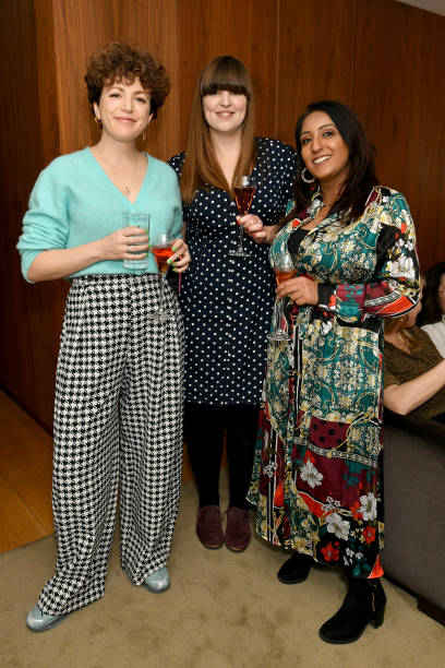 GBR: Annie Mac Hosts International Women's Day Brunch at The London EDITION
