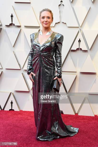 Annie Maude Starke attends the 91st Annual Academy Awards at Hollywood and Highland on February 24 2019 in Hollywood California