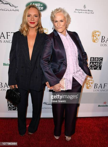 Annie Maude Starke Glenn Close arrives at the The BAFTA Los Angeles Tea Party at Four Seasons Hotel Los Angeles at Beverly Hills on January 5 2019 in...