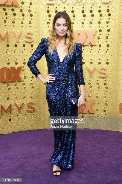 Annie Murphy attends the 71st Emmy Awards at Microsoft Theater on September 22, 2019 in Los Angeles, California.