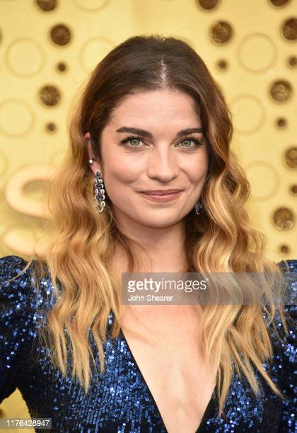 Annie Murphy attends the 71st Emmy Awards at Microsoft Theater on September 22 2019 in Los Angeles California