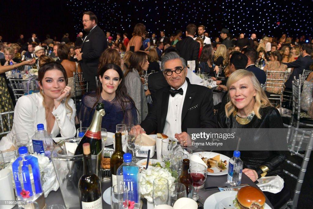 25th Annual Critics' Choice Awards - Inside : ニュース写真
