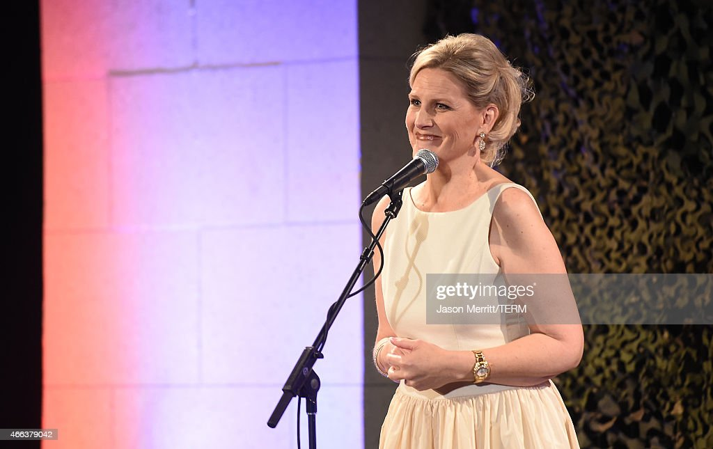 Salute To Heroes Service Gala To Benefit The National Foundation For Military Family Support : News Photo