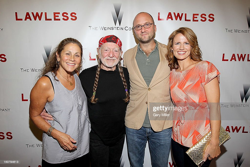 Lawless Premiere With Willie Nelson And Matt Bondurant