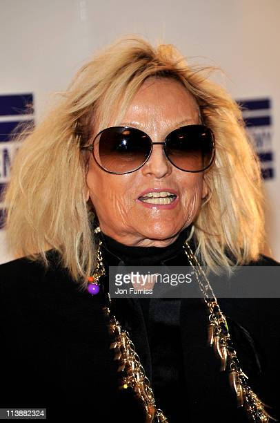 Annie Nightingale attends The 2011 Sony Radio Academy Awards at The Grosvenor House Hotel on May 9 2011 in London England