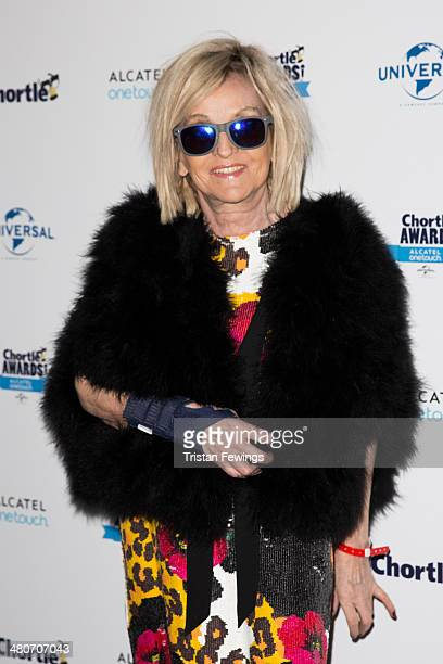 Annie Nightingale attends the Chortle Awards at Ministry Of Sound on March 26 2014 in London England