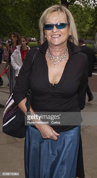 Annie Nightingale attends the Sony Radio Awards at Grosvenor House