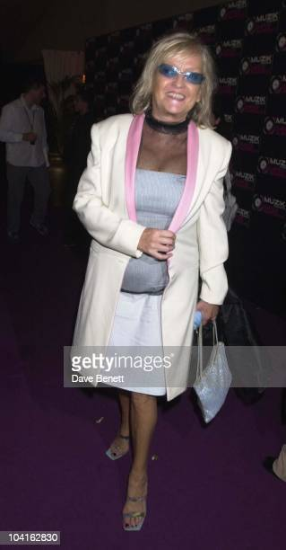 Annie Nightingale Muzik Mag Dance Awards At Planit 2000 In Shoreditch London