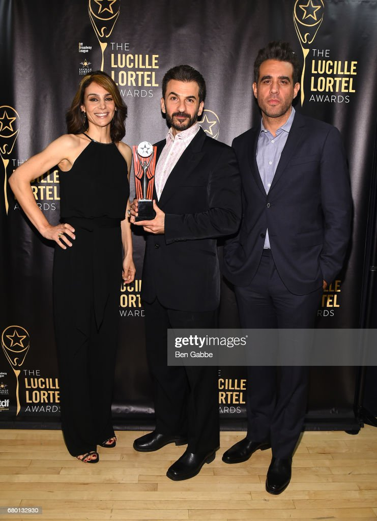 32nd Annual Lucille Lortel Awards - Press Room