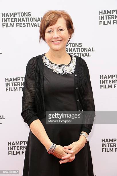 Annie Parker attends the 21st Annual Hamptons International Film Festival on October 11, 2013 in East Hampton, New York.